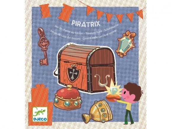 Djeco Treasure Hunt PIRATRIX