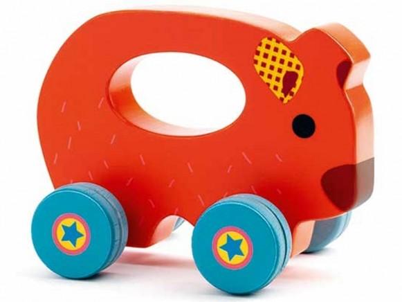 Djeco wooden toy Gaston