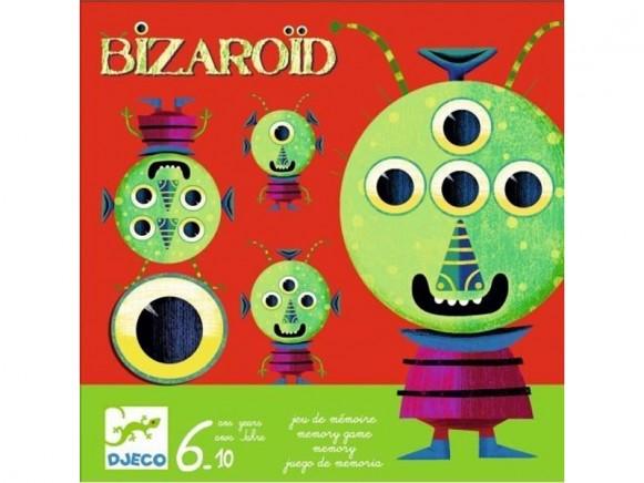 Djeco game Bizaroid