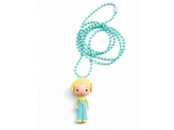 Djeco Tinyly Necklace FLORE
