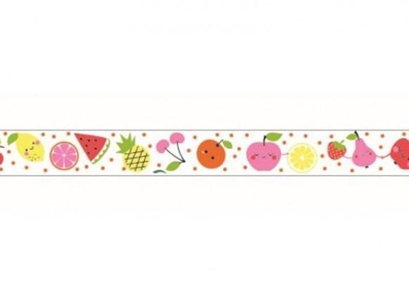 Djeco Decorative Sticky Tape FRUIT