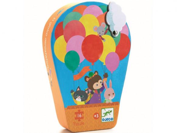 Djeco Puzzle HOT-AIR BALLOON