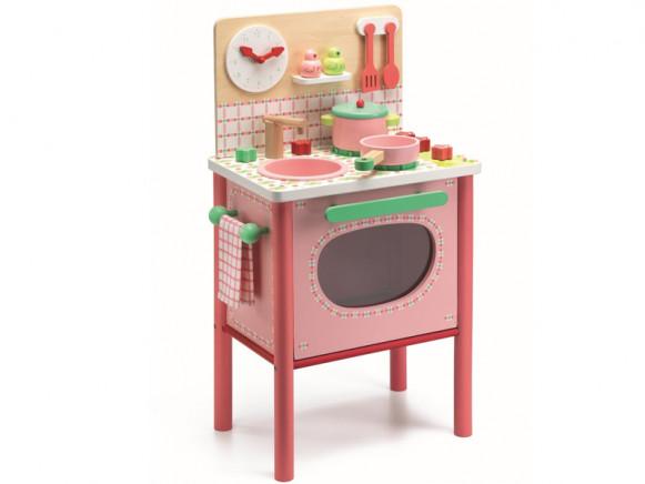 Djeco Play Kitchen LILA's KITCHEN