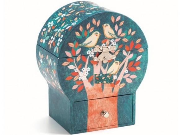 Djeco Musical Box POETIC TREE