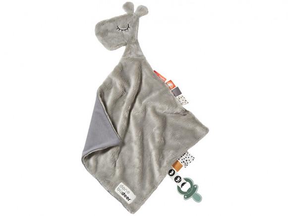 Done by Deer Cuddly cloth RAFFI grey