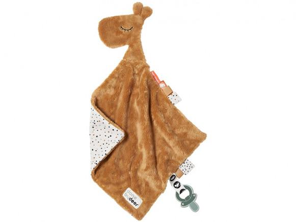 Done by Deer Cuddly Cloth RAFFI ochre