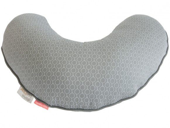 Done by Deer Nursery Pillow Balloons grey