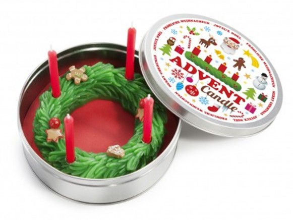 Advent / candle to go by donkey products