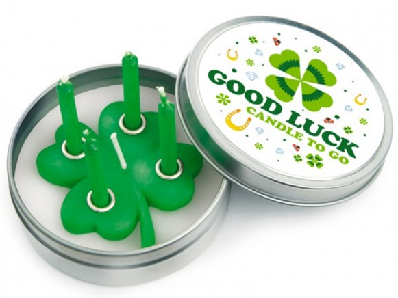 donkey products Good Luck candle to go
