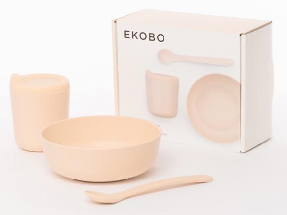 Ekobo Melamine Set BABY Blush