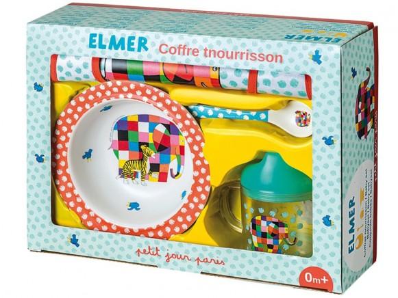 Elmar baby tableware set