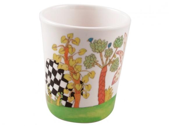 Melamine cup Elmar by Petit Jour