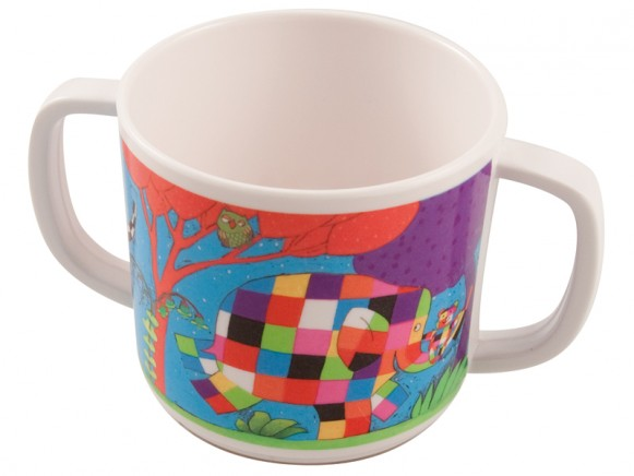 Melamine learning cup Elmar by Petit Jour