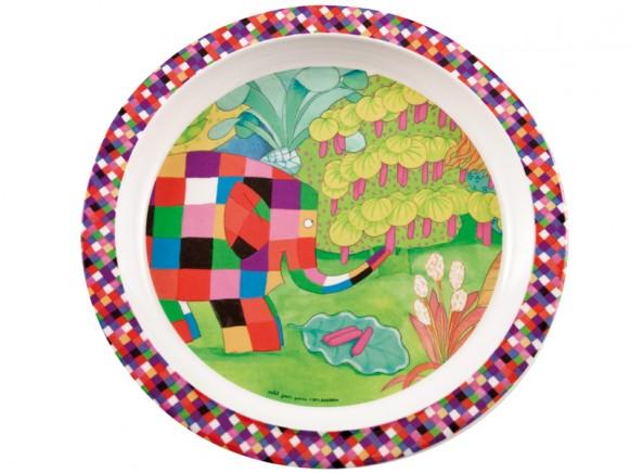 Elmar kids plate by Petit Jour