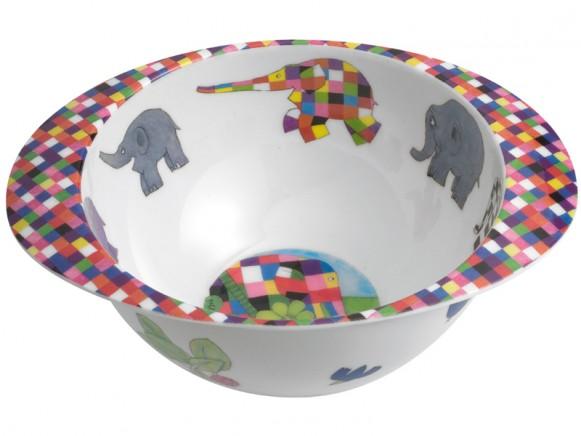 Melamine bowl Elmar by Petit Jour