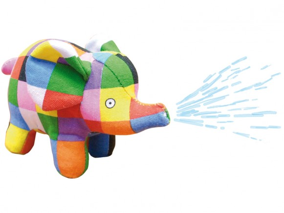 Elmer bath toy by Petit Jour