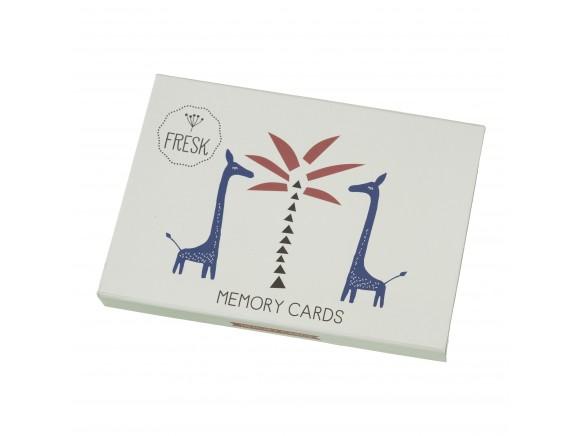 Fresk Memory Game ANIMALS