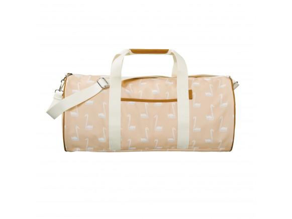 Fresk Weekender Bag Large SWAN apricot
