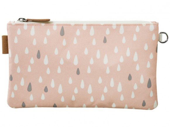 Fresk Toilet Bag DROPS pink