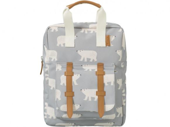 Fresk Kids Backpack POLAR BEAR