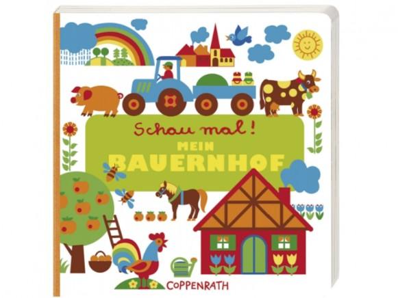 """""""Schau mal! Mein Bauernhof"""" by Coppenrath"""