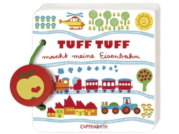 """""""Tuff Tuff macht meine Eisenbahn"""" by Coppenrath"""