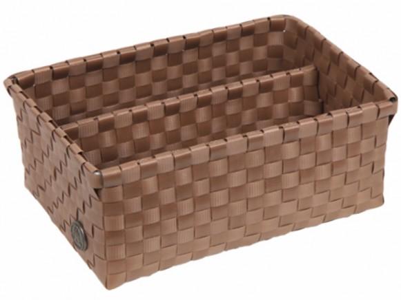 Handed By basket Bari rosé gold