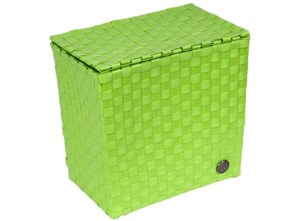 Handed By box Bologna apple green