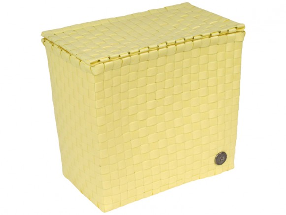 Handed By box Bologna soft yellow