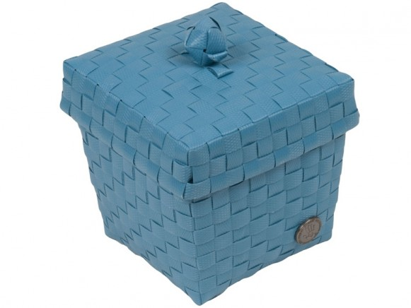 Handed By basket Ascoli stone blue