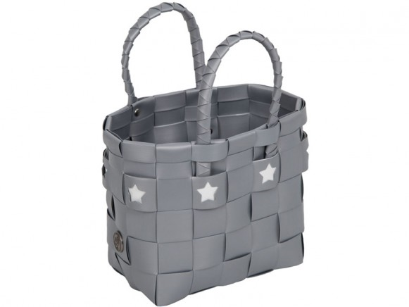 Handed By child bag Sevilla stars silver white