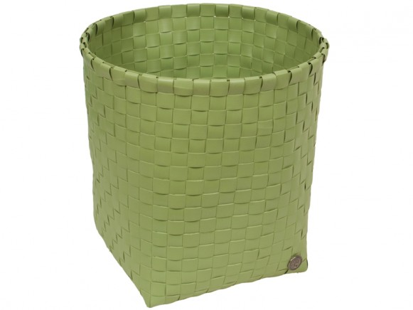 "Apple green waste-paper basket ""Glory"" by Handed By"