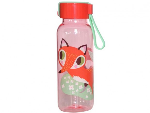 Helen Dardik drinking bottle fox