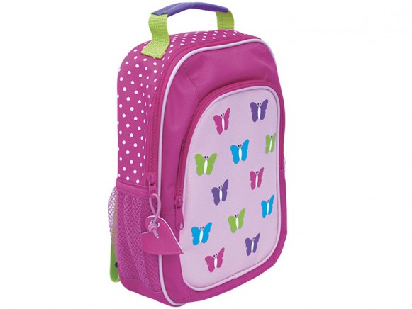 JaBaDaBaDo bagpack butterflies