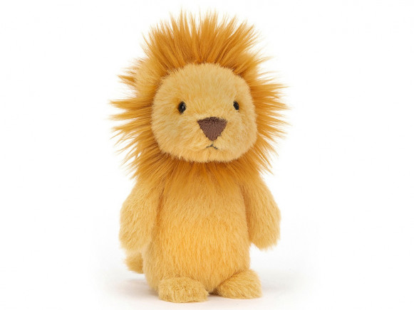 Jellycat Fluffy LION