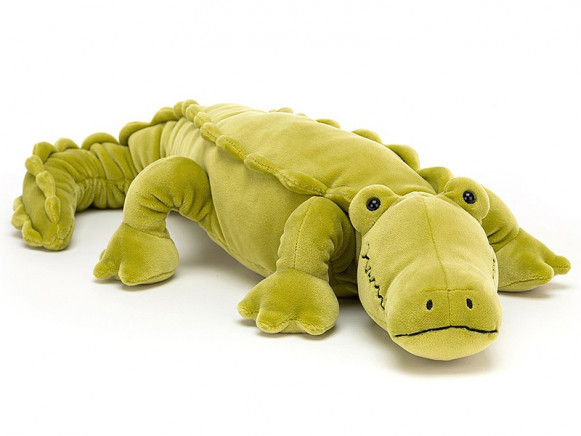 Jellycat Crocodile ZIGZAG