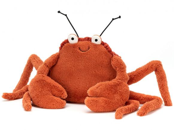 Jellycat Crab CRISPIN small