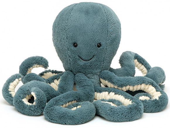 Jellycat Octopus STORM medium