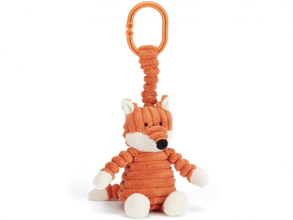 Jellycat Wriggle Toy FOX