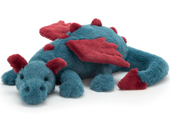 Jellycat Dragon DEXTER medium