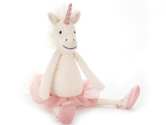 Jellycat Unicorn Ballerina DARCEY medium