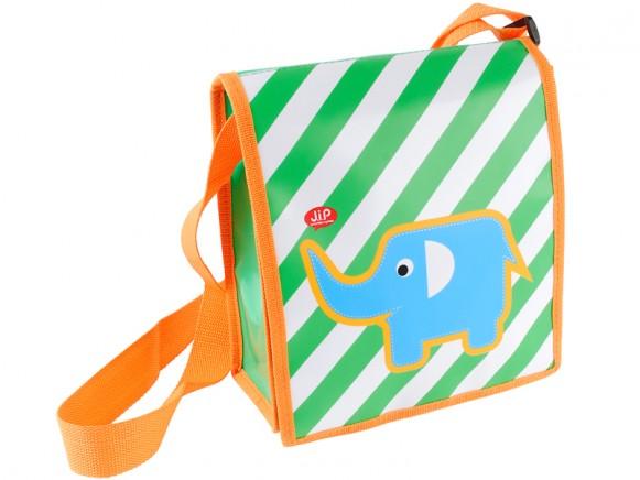 Bag with elephant by J.I.P