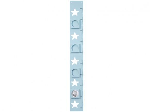 Kids Concept measurement stars blue