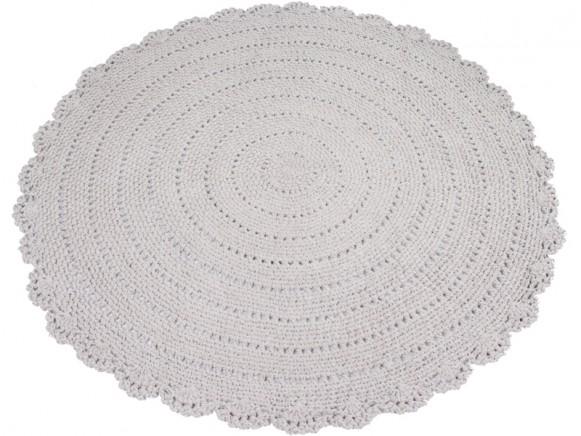 KidsDepot rug ROUNDY taupe