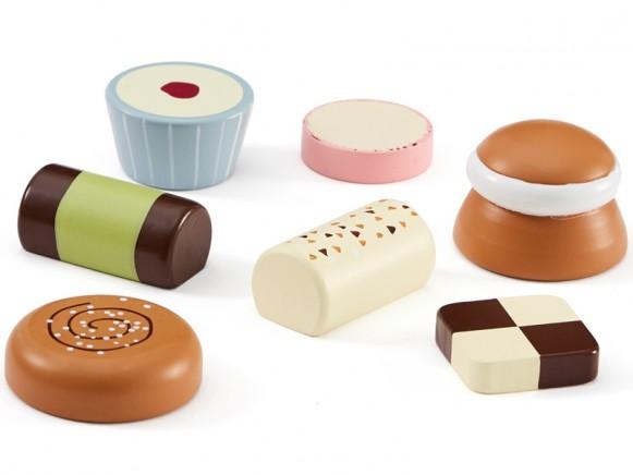 Kids Concept Swedish Cakes Set