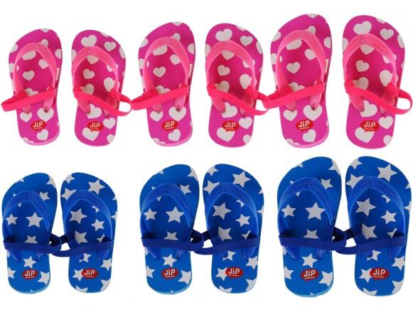 Flip flops for kids by J.I.P