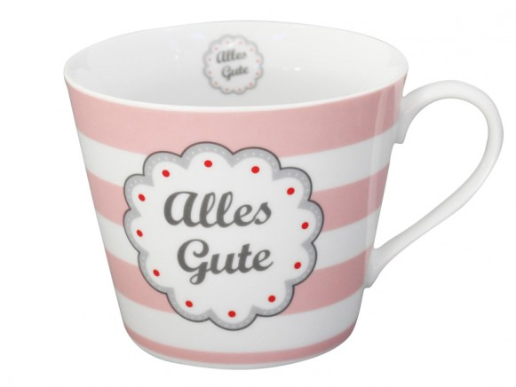 Krasilnikoff Happy Cup Alles Gute