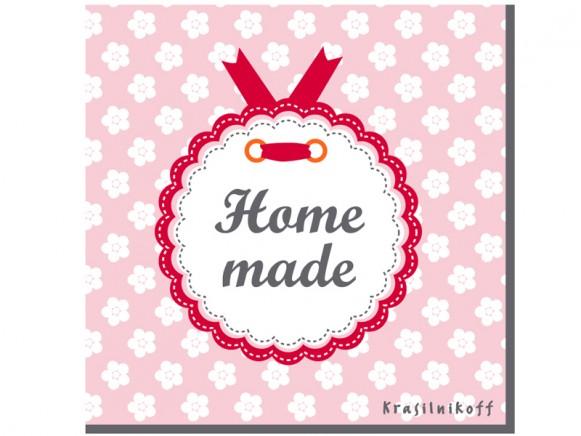 Krasilnikoff paper napkins Home made