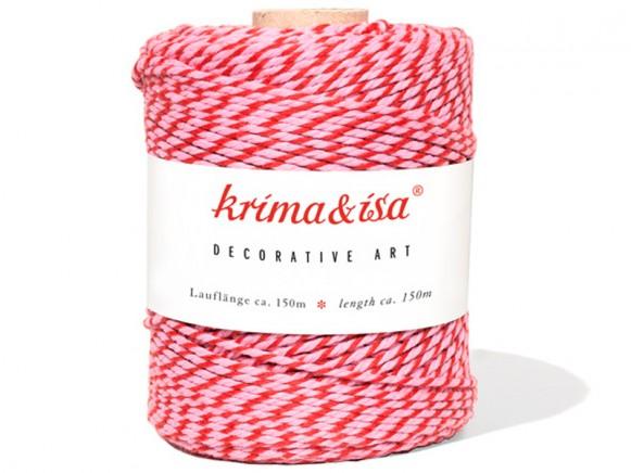 krima & isa yarn lollipop pink