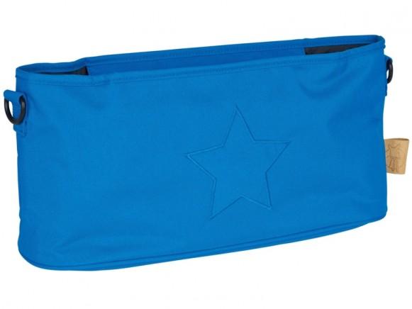 Lässig Buggy organizer STAR blue